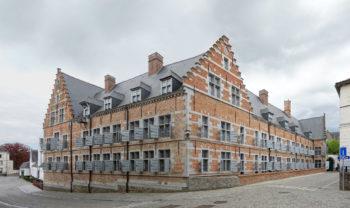 Hôpital Notre-Dame de la Rose de Lessines