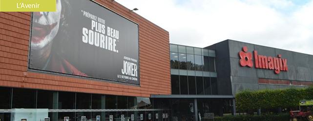 Tournai : les investissements du complexe Imagix séduisent