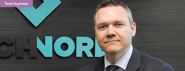 Philippe Foucart (Technord) finaliste du prix du « Manager de l'Année 2019 »