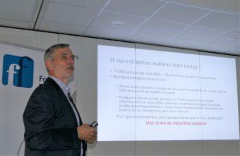 Forum Financier avec Jacques Crahay