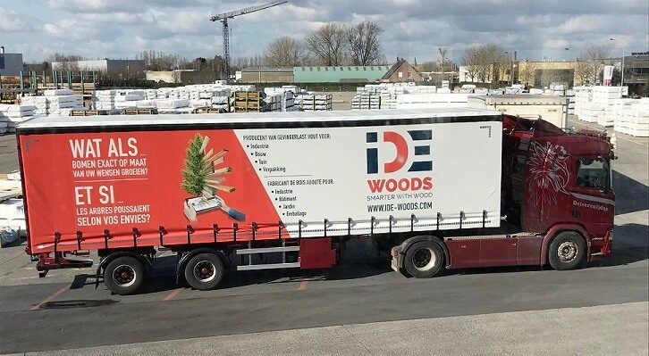 Ide Woods Camion