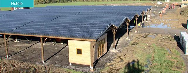 Your Nature : un parking photovoltaïque en préparation