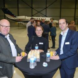 Voka meets CCI Luxaviation