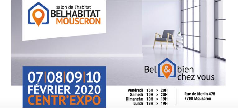 Mouscron : quelque 90 entreprises attendues pour le salon BelHabitat