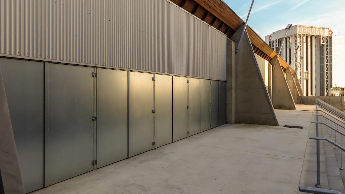 Porte de sécurité Heinen