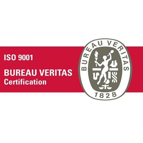 Logo certification ISO