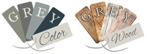 Logo Grey Color