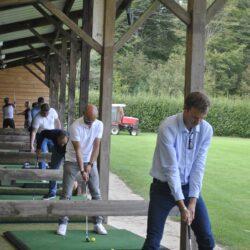 Tournoi de golf transfrontalier